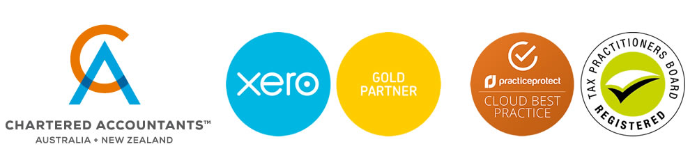 Chartered Accountants. Xero Gold Partner. Tax Practioners Board Registered.